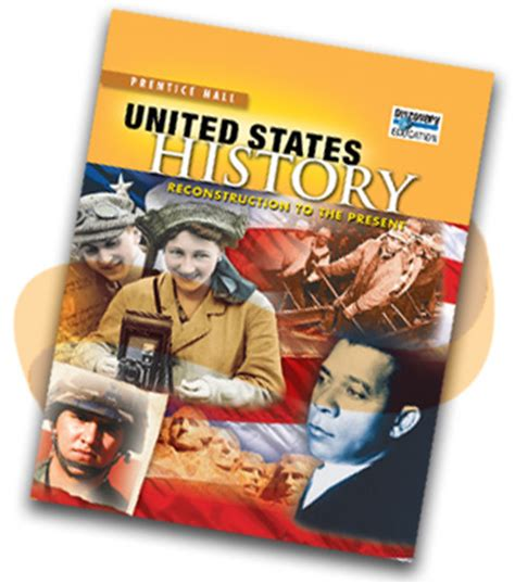 u s history books us history review book prentice