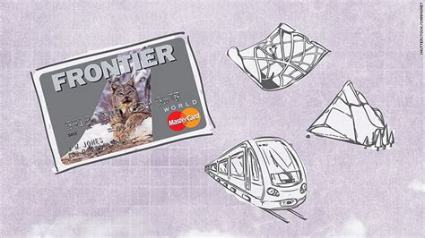 Frontier Gift Card Promotion - north american fliers best credit cards for business travelers cnnmoney