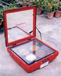 Kompor Solar kompor tenaga surya portabel tehnologi solar sell sel