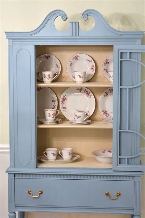 thrift store china cabinet before after my china cabinet makeover using beyond paint