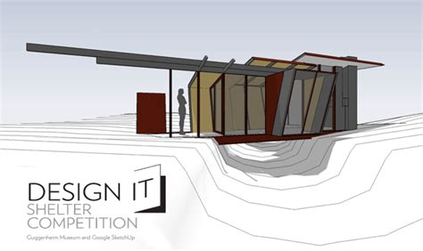 Luxury Modern Bathroom - google holds shelter design competition