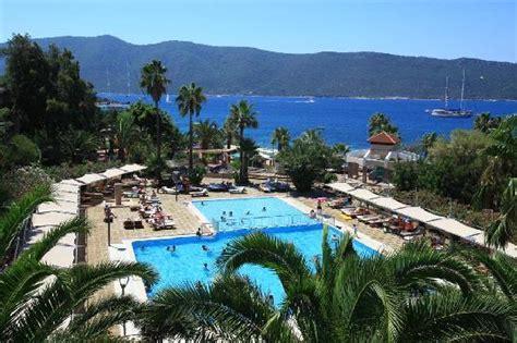 Tarif Piscine Enterrée 821 by Ersan Resort Spa Bodrum Turquie Voir Les Tarifs