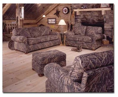 camo home decor house experience