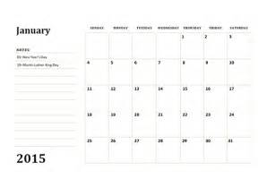calendar template 2015 pdf 2015 monthly calendar template 03 free printable templates