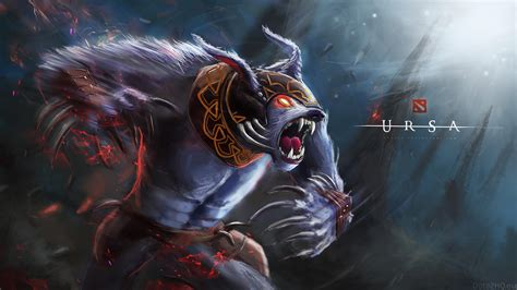 wallpaper dota 2 ursa ursa warrior wallpaper dota 2 wallpapers
