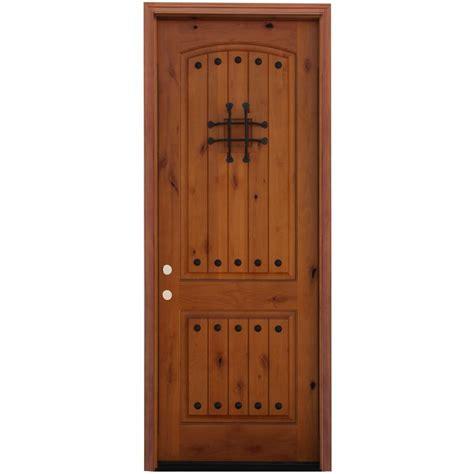 Home Depot Interior Door Installation Masonite 30 In X 80 In Vent Lite 2 Panel Unfinished Fir