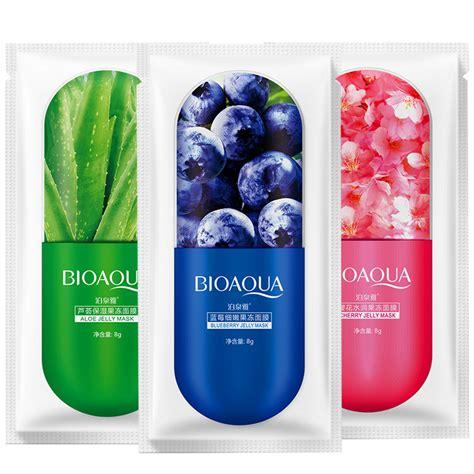 Bioaqua Eye Krim Untuk Sekitar Mata Ekstrak Blueberry bioaqua aloe vera blueberry cherry plant jelly sleeping mask elevenia
