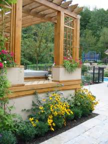 beautify your garden with large garden planters front