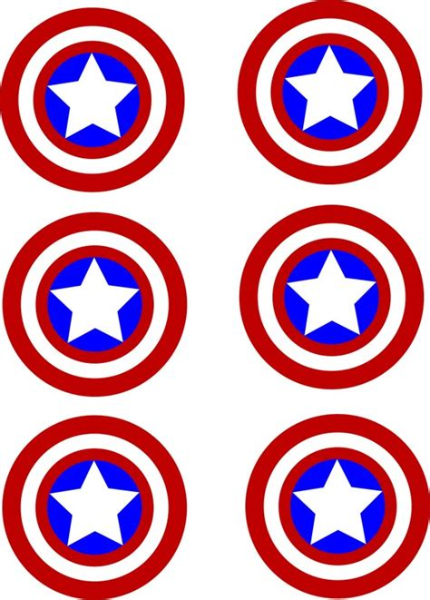 captain america shield print out google search super