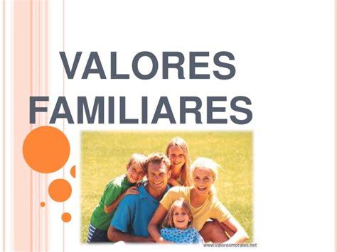 imagenes que representen valores familiares valores documents