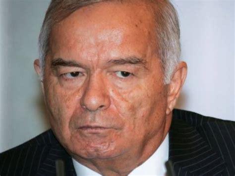uzbek president karimov has died say diplomatic sources uzbek president karimov dies pakistan today