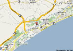 Directions to barefoot resort and golf longs