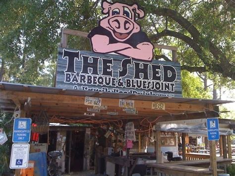 Shed Barbeque by The Shed Barbeque Blues Joint Barbeque Springs
