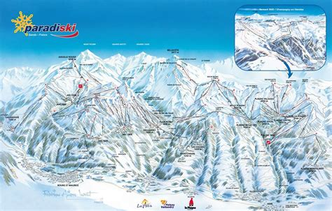 Plagne Soleil Skiing holidays   Ski holiday Plagne Soleil   France   Igluski.com