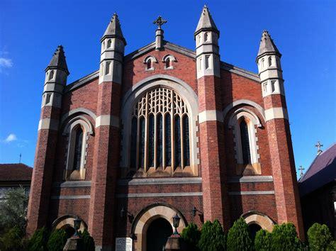 st catholic church historic churches on the balmain peninsula sydney
