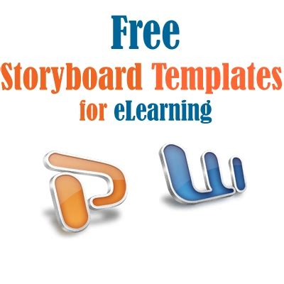 elearning templates free ultimate list of free storyboard templates for elearning