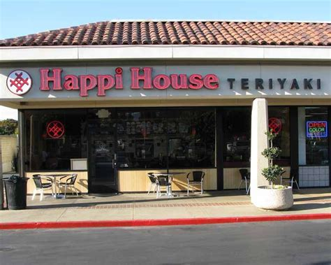 happi house happi house famous teriyaki san jose california ca localdatabase com