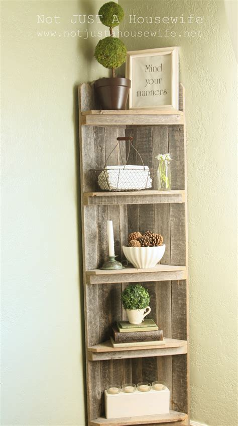 best 25 wooden corner shelf ideas on creative