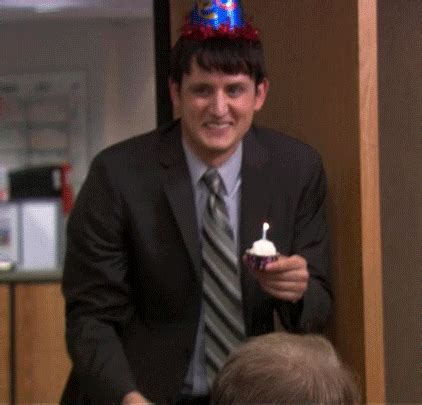 Gabe From The Office by Happy Birthday To Gabe Dundermifflin