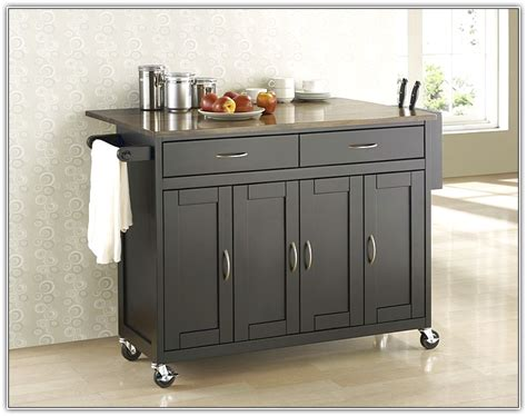 Kitchen Island Portable Portable Kitchen Cabinets Home Design Ideas
