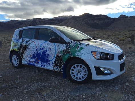 chevrolet sonic rs rally car rally sonic rs
