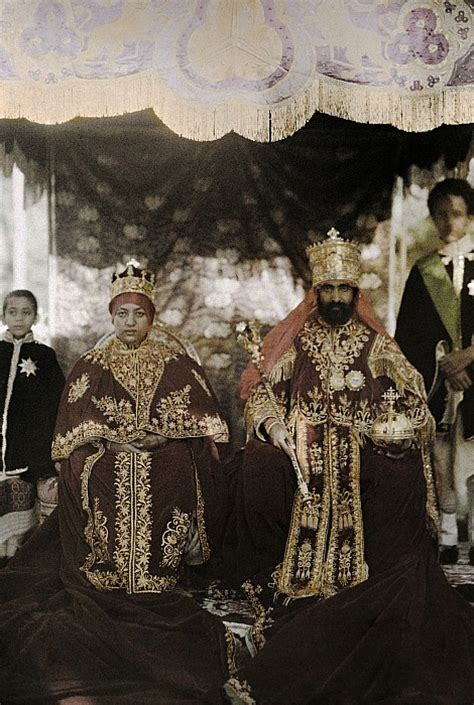 the lights ta the gallery for gt haile selassie coronation