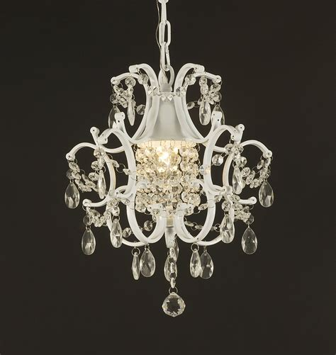 Small White Chandeliers 25 Best Collection Of Small White Chandeliers Chandelier