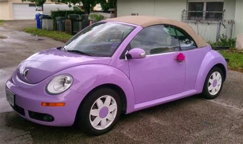 volkswagen beetle used cars for sale used 2007 new beetle convertible by owner