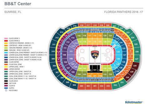 Bb T Box Office by Florida Panthers In Fl Groupon