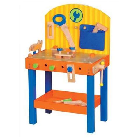 kids tool benches carpenters workbench dimensions crafts