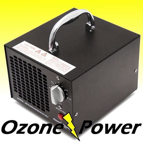 new commercial ozone generator industrial air purifier mold mildew smoke odor k ebay