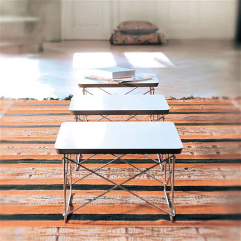 eames occasional table - Nachttisch Vitra