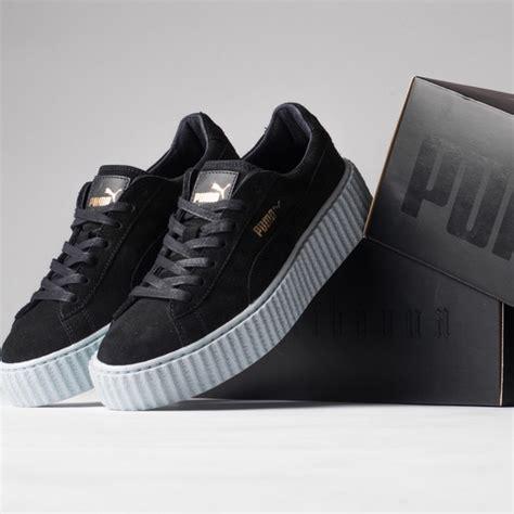 Shoes Rihana sneakers rihanna zwart kidneeds nl