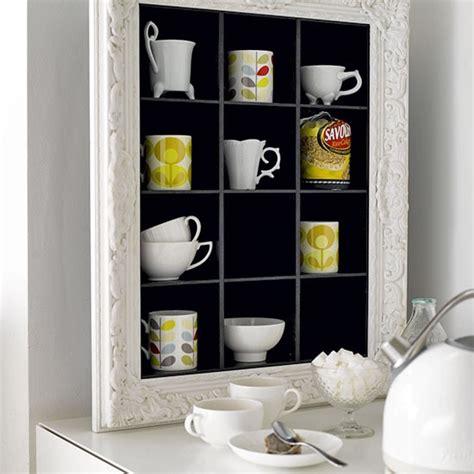 Kitchen Display Shelf by Box Frame Kitchen Display Shelves Kitchen Shelving