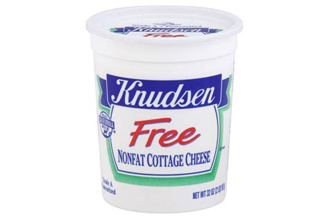 Cottage Cheese Knudsen by Knudsen Free Nonfat Cottage Cheese 32 Oz Tub Kraft Recipes