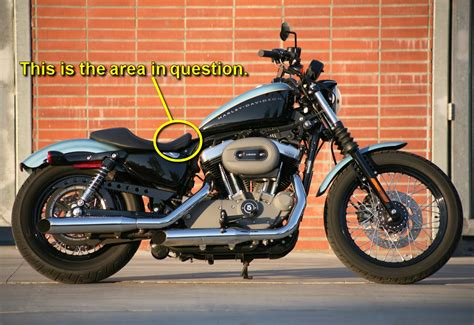 2008 harley davidson nightster seat potential nightster owner seat question for the