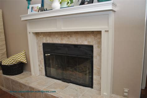 Build Fireplace by Build A Fireplace Surround Plans Plans Free