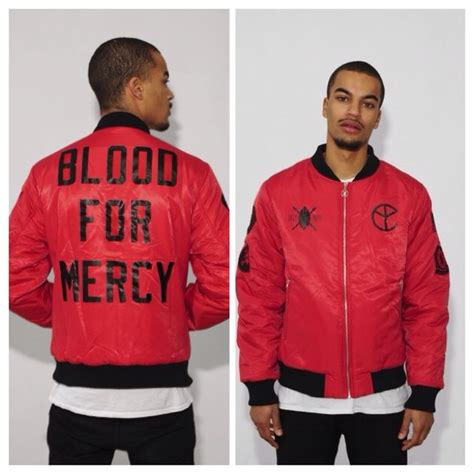 Jaket Sweater Hoodie Blood For Mercy Yellow Claw 3 1 jacket daily paper yellow claw blood for mercy jacket streetwear black