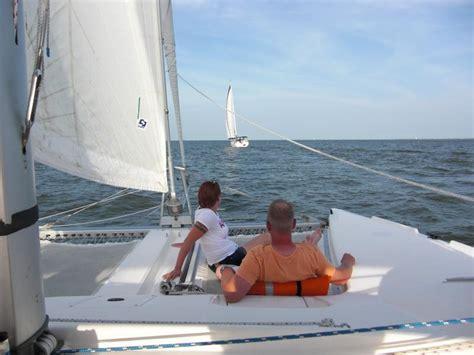 kemah catamaran charter kemah sailing clear lake and galveston bay sailing charter