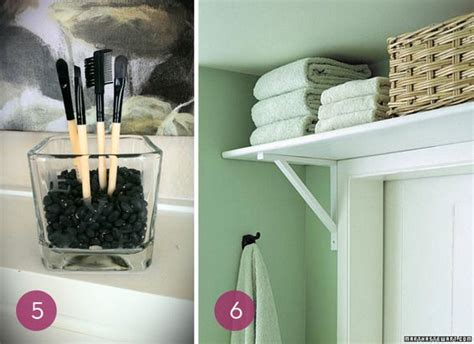 17 best ideas about clever bathroom storage on