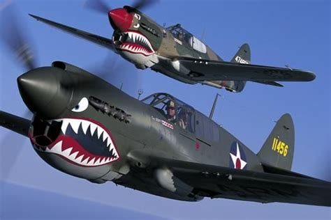 curtiss p 40 warhawk things i dig planes