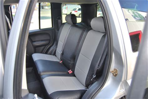 jeep liberty seat covers 2002 jeep liberty 2002 2013 iggee s leather custom fit seat