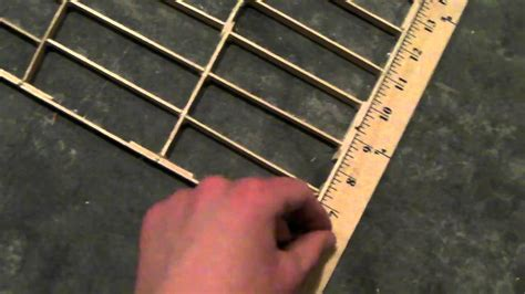 How To Find Blueprints Of Your House how to make a popsicle stick floor youtube