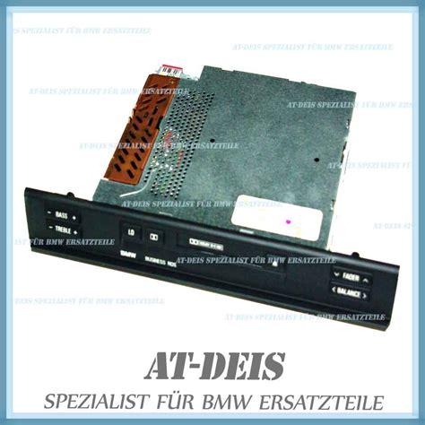 bmw business rds radio cassette bmw e39 5er radio kassette business rds philips 8374997 ebay