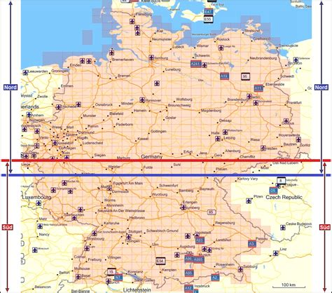 germany topographic map germany topographic map
