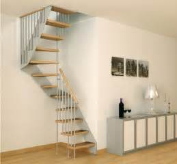 Low Space Stairs Design Small Space Stairs On