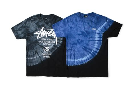 Tshirt Stussy 9 stussy 2015 fall winter t shirts hypebeast