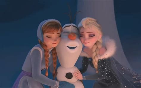 film frozen story watch the new trailer for frozen short film olaf s frozen