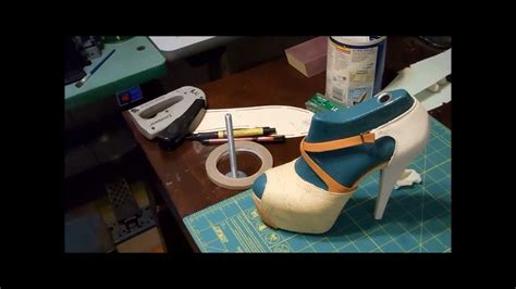 how to make shoes killer snake skin high heels