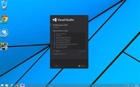 visual studio installer tutorial 2013 visual studio 2013 rtm available for dreamspark users
